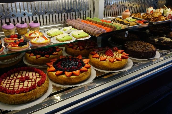 Mozart's desserts