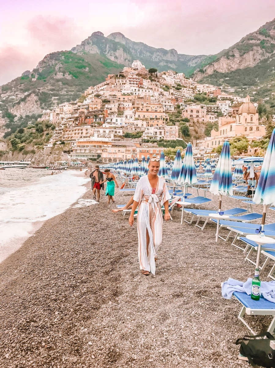 Travel Guide: Positano, Italy
